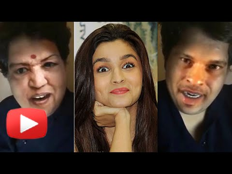 Alia Bhatt SHOCKING REACTION On Lata Mangeshkar -