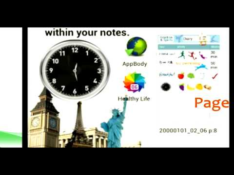 Video of Handy Note Pro