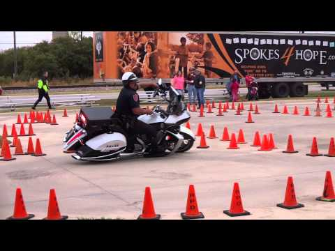 Annual Roanoke (TX) Police Motorcycle Rodeo '14 - #1