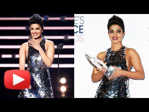 Priyanka Chopra Wins Favourite Actress Award for Q
