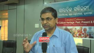 Nilambar Rath, Founder CEO & Editor, OdishaLIVE - Press Meet on ICICH 2017 - Interview