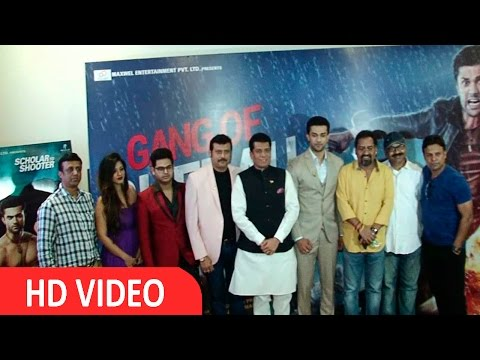 Teaser Poster Launch Of Film Gang Of Sher Ali