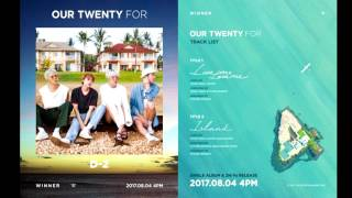 WINNER – OUR TWENTY FOR [New Single]