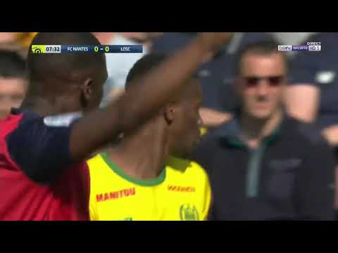 FC Nantes - LOSC 2-3 [2018-2019] MATCH ENTIER видео