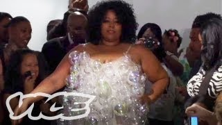Full Figured Fashion Week - Back Fat = the New Cleavage