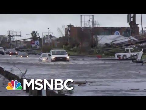 Andrew Gillum: 'Unseemly' For DeSantis To Run Negative Ads During Hurricane | Hardball | MSNBC