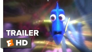 Nonton Finding Dory Official Teaser Trailer  1  2016    Ellen Degeneres  Idris Elba Animated Movie Hd Film Subtitle Indonesia Streaming Movie Download