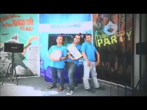 Sóng Nhạc CHUNG KẾT CUỘC THI CẦU VÒNG ÂM NHẠC mp4 YouTube