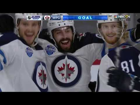 Video: Winnipeg Jets vs Florida Panthers | NHL | NOV-01-2018 | 14:00 EST