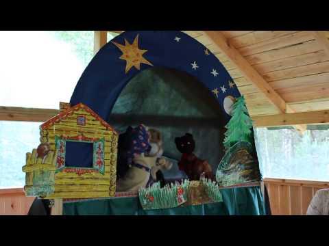 Сценарии к спектаклям для кукольного театра