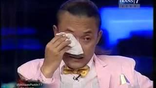 Video Sule dan Rizky menangis di Hitam Putih Trans7 MP3, 3GP, MP4, WEBM, AVI, FLV Oktober 2017
