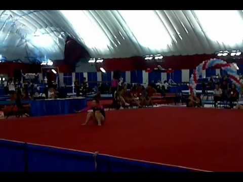 Floor routine