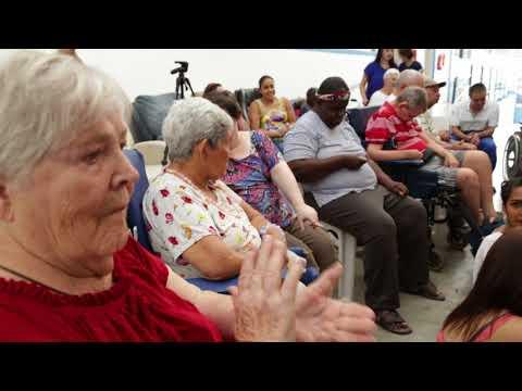 Casa dos Velhinho - Ação Voluntariado Aprendizes McDonald