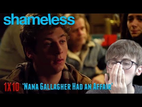 Shameless Season 1 Episode 10 - 'Nana Gallagher Had an Affair' Reaction