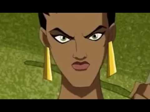 The Avengers Earth's Mightiest Heroes S1E11 Panther's Quest