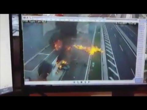 Τέσσερις νεκροί σε τροχαίο δυστύχημα στην εθνική οδό Αθηνών -Λαμίας