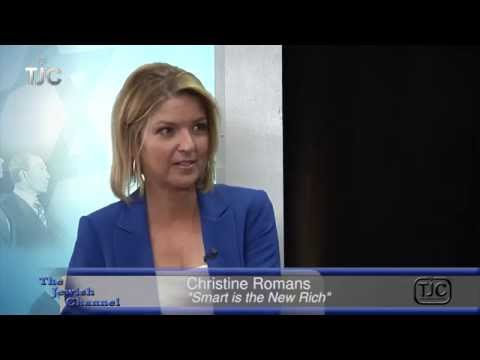 TJC's Up Close Interviews: Christine Romans and Anya Kamenetz