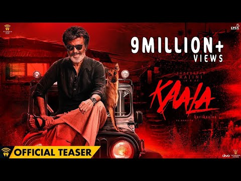 Kaala (Hindi) - Teaser | Rajinikanth | Pa Ranjith