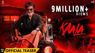 Video Kaala (Hindi) - Official Teaser | Rajinikanth | Pa Ranjith | Dhanush | Santhosh Narayanan MP3, 3GP, MP4, WEBM, AVI, FLV Mei 2018