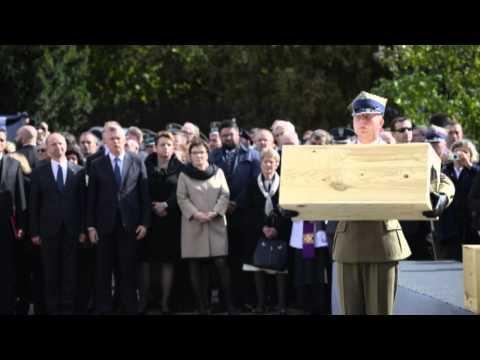Pogrzeb Wyklętych Niezłomnych
