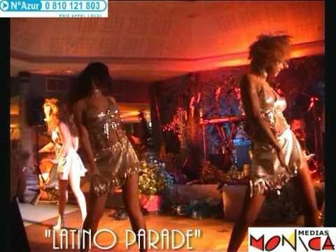 Soirée Latino Parade: le spectacle Salsa, Exotique, Rumba, Mambo ultra-tropical !