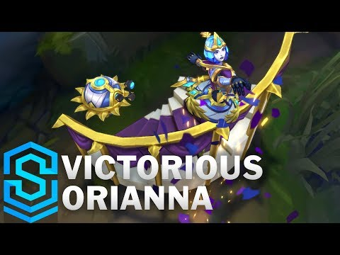 Orianna Vinh Quang - Victorious Orianna