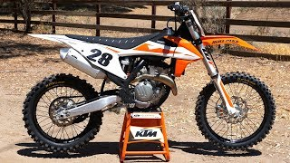 7. 2019 KTM 350SXF - Dirt Bike Magazine