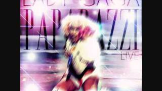 Lady Gaga - Paparazzi (VMA Studio version)