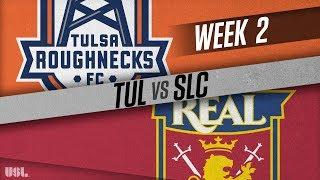 Tulsa Roughnecks FC vs Real Monarchs SLC: March 24, 2018