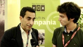 Intervista a Maurizio Gemma - Ischia Film Festival 2011