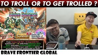 Next part : https://youtu.be/JFNwsGUY7uc Milko came to my house and we did the rare summon for Rukuroa a.k.a. Divine Dragon...