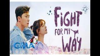 "Video Fight For My Way❤️ GMA-7 Theme Song ""Paulit-Ulit"" Kristoffer Martin (MV with lyrics) MP3, 3GP, MP4, WEBM, AVI, FLV April 2018"