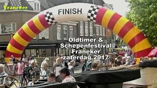 <h5>Oldtimer Festival in Franeker 2017</h5>