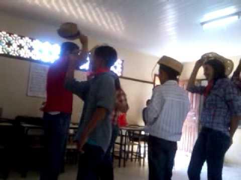 fabulosa dança de calboi em ataleia