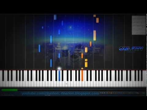 Fireflies - Owl City video tutorial preview