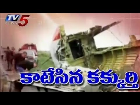 Fuel factor is reason for The crash of  Malaysia Airlines ? : TV5 News