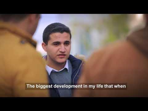 قصة نجاح - أحمد السعيدني