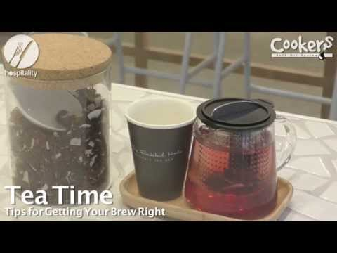 Tea time - how to get your brew right