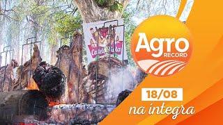 Agro Record na íntegra - 18/Agosto/2019 - Bloco 2