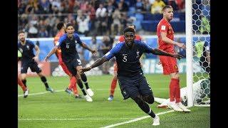 La France en finale de la Coupe du monde 2018 (1-0)