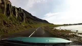 Hofn Iceland  City new picture : Iceland Drivelapse Höfn to Egilsstaðir I