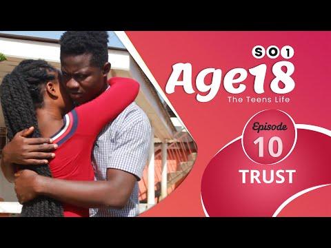 AGE 18 Series | Season 1| Episode 10 | (Ghallywood Series) Ghana Series