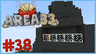 Minecraft - AREA 33 [38] - MY NEW WATCHTOWER!? (Minecraft Adventure Roleplay)