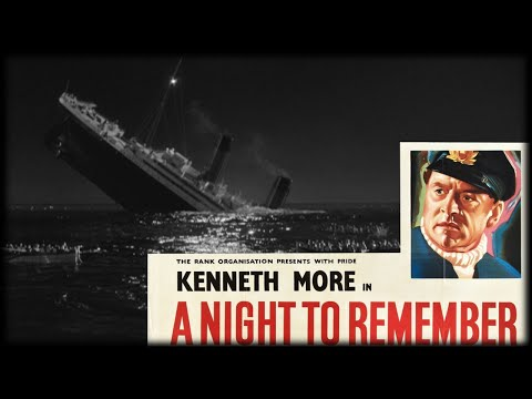 A Night to Remember (1958) - Trailer