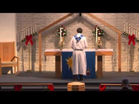 Bethlehem Lutheran Church - Sunday Worship Service: 12/14/2014