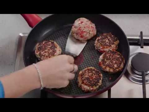 Gourmet Garden – Fast Fact – Thai Chicken Cakes with Sweet Chilli Sauce | Everyday Gourmet S6 E69