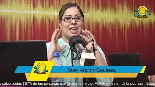 Susy Aquino Gautreau la ofensa de Felucho a Margarita fue un atrevimiento e indisciplina política
