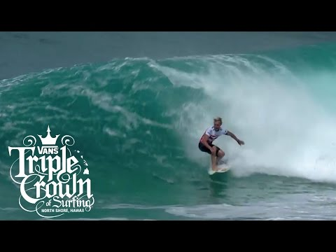 masters - Highlights from Rounds 1 and 2 of the 2013 Billabong Pipeline Masters OffTheWall.TV is a digital online video network chronicling the unique aspects of Vans'...