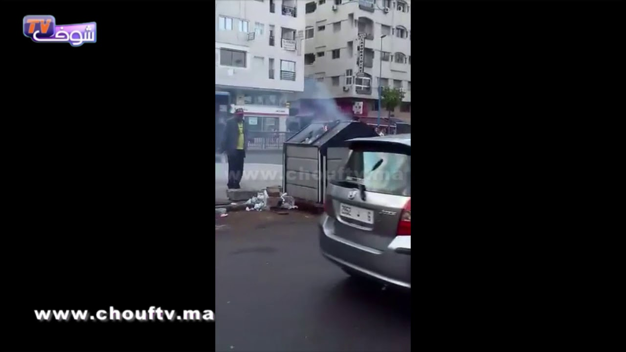 بالفيديو..البُوعارة شعلو العافية فطارو ديال الزبل فكازا | بــووز
