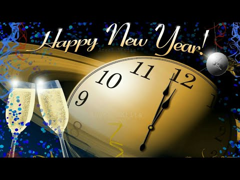 Happy New Year Greetings Wishes countdown
